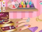 Juego Barbie Manicure Secrets