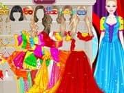 Juego Barbie Masquerade Princess Dressup