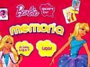 Juego Barbie Memoria
