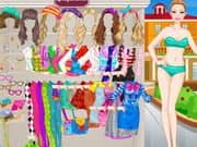 Juego Barbie Nerdy Princess Dess Up