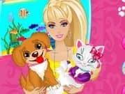 Juego Barbie Pets Care