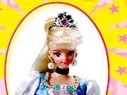 Juego Barbie Puzzle