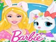 Juego Barbie Rescate del Conejo de Pascua