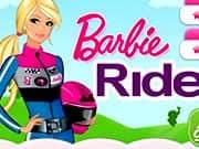 Juego Barbie Ride