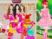 Juego Barbie Romantic Princess