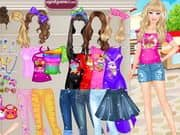 Juego Barbie Shopping