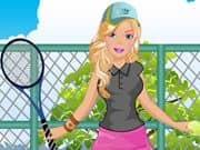 Juego Barbie Tennis Stylist