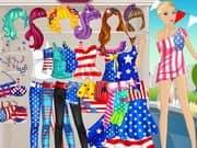 Juego Barbie Usa