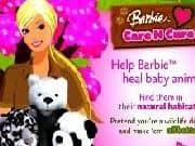 Juego Barbie Veterinaria