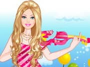 Juego Barbie Violin Player