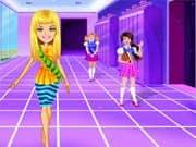 Juego Barbie regresa a la Escuela
