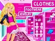 Juego Barbie se va de Compras