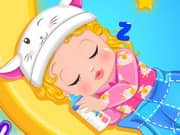 Juego Barbies Baby Bedtime