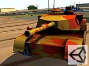 Juego Batallas de Tanques en 3D