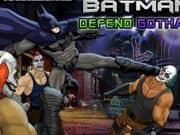 Juego Batman Defend Gotham