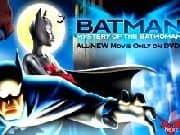 Juego Batman rescata a BatWoman
