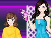 Juego Beautiful Barber Dress Up