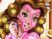 Juego Belle Real Makeover