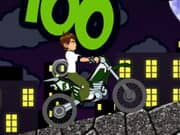 Juego Ben 10 Bike Trip 2