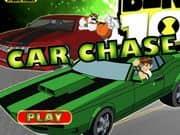 Juego Ben 10 Car Chase