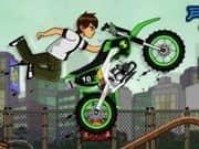 Juego Ben 10 Extreme Stunts