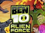 Juego Ben 10 Forever Defense