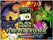 Juego Ben 10 Fuerza Alienigena