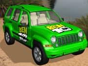 Juego Ben 10 Jeep