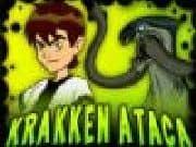 Juego Ben 10 Krakken Attack