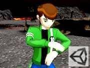 Juego Ben 10 Mundo Perdido 3D