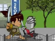 Juego Ben 10 Ninja