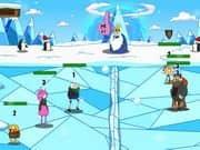 Juego Ben 10 Snowbrawl Battle 2