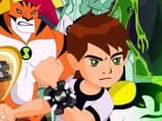 Juego Ben 10 Spot The Not
