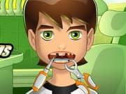 Juego Ben 10 Tooth Problem