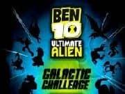 Juego Ben 10 Ultimate Alien Combate Galactico
