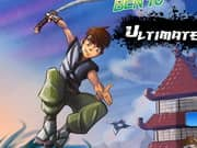 Juego Ben 10 Ultimate Warrior
