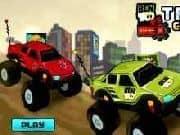 Juego Ben 10 vs Rex Truck