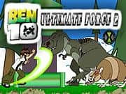 Juego Ben10 Ultimate Force 2