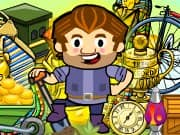 Juego Big Dig Treasure Clickers
