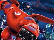 Juego Big Hero 6 Rompecabezas