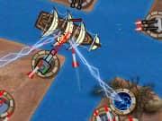 Juego Boat Invasion