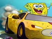 Juego Bob Esponja Carrera de Autos