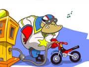 Juego Bobby Nutcase Moto Jumping