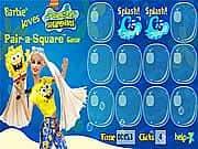 Juego Bod Esponja y Barbie en las Aguas