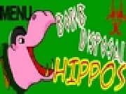 Juego Bomba Hipopotamos