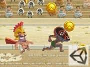 Juego Botas Voladoras en el Coliseo Romano 3D