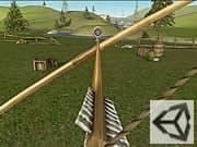 Juego Bowmaster Target Range