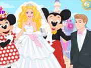 Juego Bromas al Vestido de Barbie