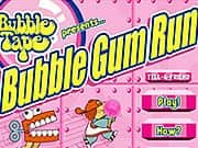 Juego Bubble Gum Run