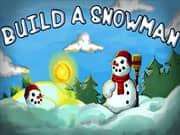Juego Build A Snowman